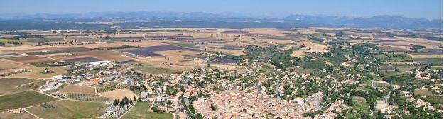Village de Valensole & son Plateau